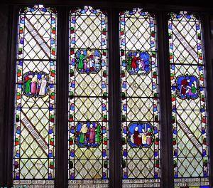 Mary Anning's Window