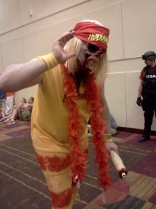 Zombie Hogan. Oh yah brotha.