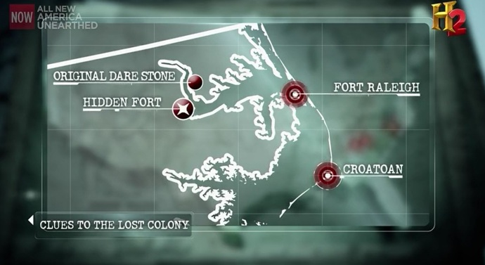 AU s1e7 fort locations
