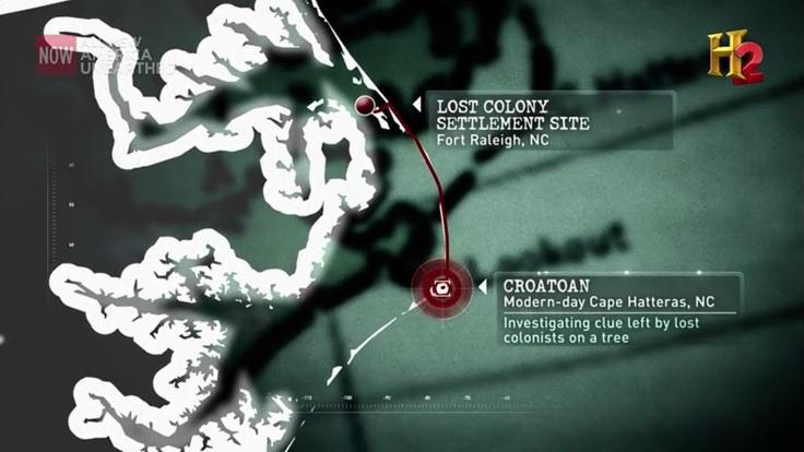 AU s1e7 map to Croatan